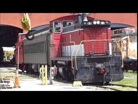 NASA#2 SW1500 @ Gold Coast Railroad Museum
