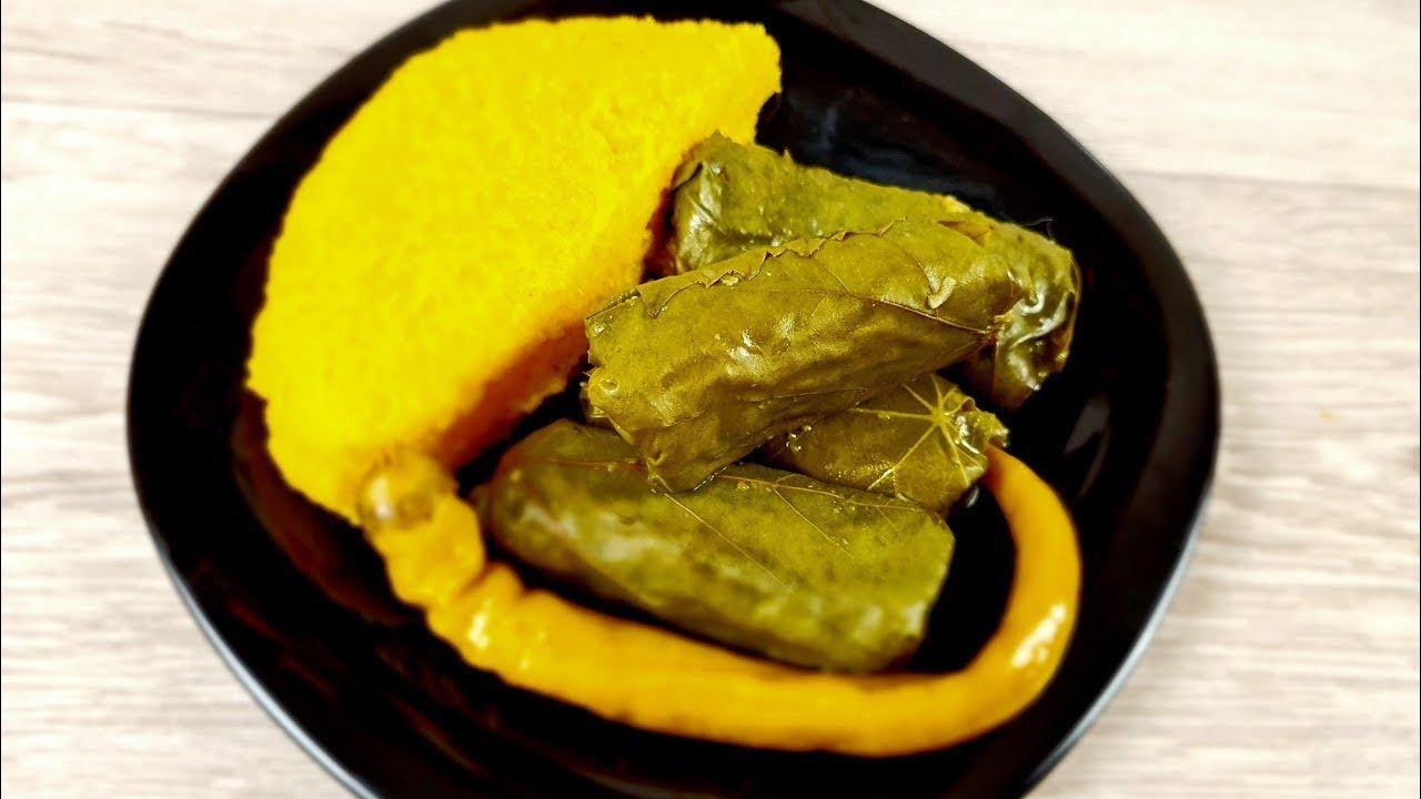 Sărmăluțe de post cu ciuperci (ghebe) - una dintre cele mai gustoase variante