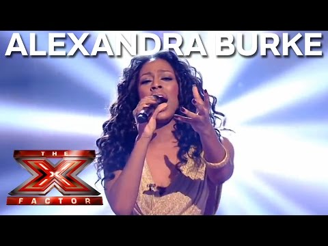 Alexandra Burke's X Factor Journey | The X Factor UK