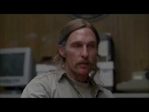 "Cohle: ""I know who I am, and after all these years, there is a victory in that"""