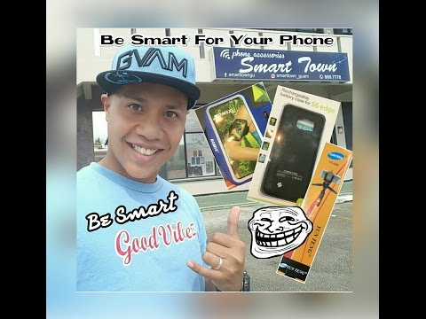 RodVentures to Smart Town Guam (phone accessories shop)