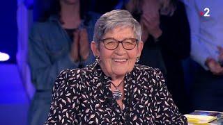 Ginette Kolinka - On n'est pas couché 1er juin 2019 #ONPC