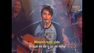 La Ley - Mentira [Unplugged] (Official CantoYo Video)