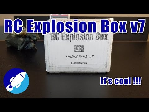 Repeat Rc Explosion Box V7 Loaded Box By Card Tech710