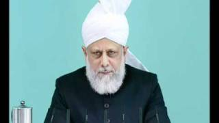 Friday Sermon: 22nd October 2010 - Part 2 (Urdu)