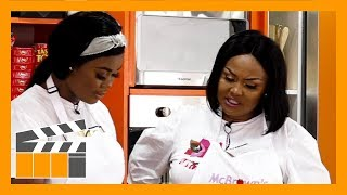 McBrown's Kitchen with Akua Ghana's Most Beautiful | SE09 EP09