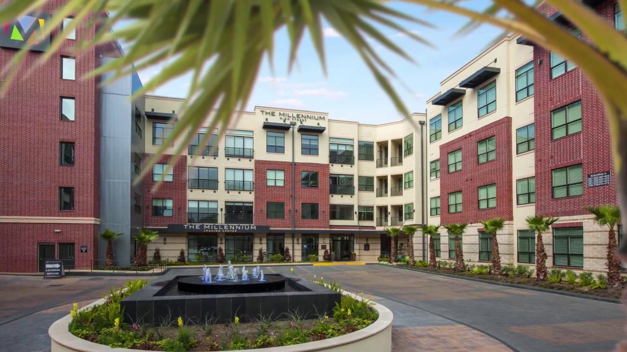 Houston Luxury Apartments The