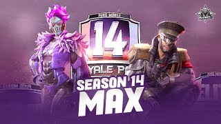 PUBG MOBILE LIVE WITH DYNAMO | SEASON 14 ROYAL PASS 100 + RANK PUSHING WITH HYDRA SQUAD