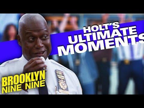 10 Funniest Captain Holt Moments | Brooklyn Nine-Nine