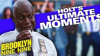 10 Funniest Captain Holt Moments | Brooklyn Nine-Nine