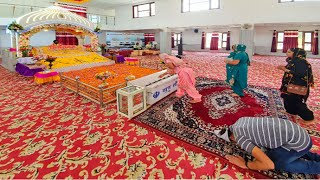 Guru Gobind Singh Jayanti: Devotees throng Gurudwaras across nation to offer prayers