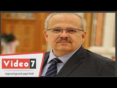 الخشت تطبيق مقرر التفكير النقدى بداية من العام المقبل  - 16:56-2018 / 10 / 15