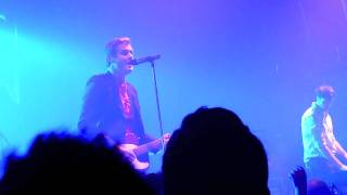 Keane, Back In Time, The Fridge