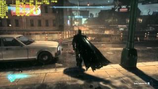GTX 970 + i5-6600K Benchmark   Batman: Arkham Knight
