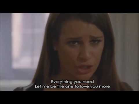 Glee - To Love You More (Full Performance with Lyrics)