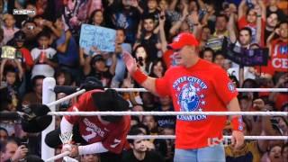 John Cena - Entrance on RAW in Mexico HD (720p)