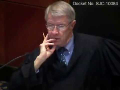 Gregory R. Barison, Esq. - Oral Argument at the Supreme Judicial Court