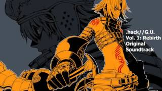 .hack//G.U GAME MUSIC OST - Hesitant Thoughts
