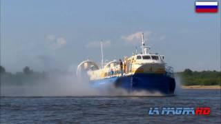 Russian Hovercraft Project - HIVUS [1080p]