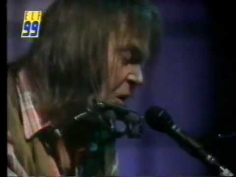 Neil Young  (ELF 99 - German Television)