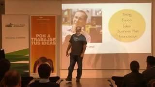 Día del Emprendedor de La Rioja, ponencia 007 Ideas
