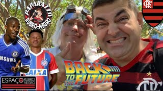 Vim do Futuro com as notícias do Mengão! Dois Ramires no Flamengo? Mercado Rubro-Negro voltou!