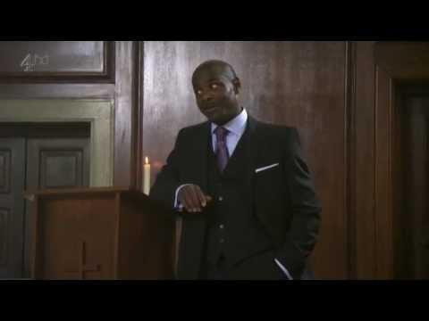 Alan Johnson's Eulogy - Peep Show (Series 8 Episode 1)
