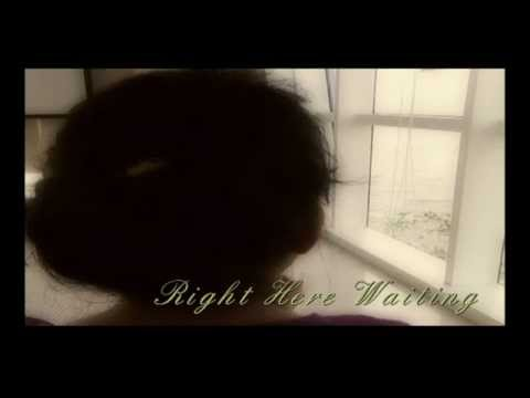 Right Here Waiting (by Richard Max) short cover