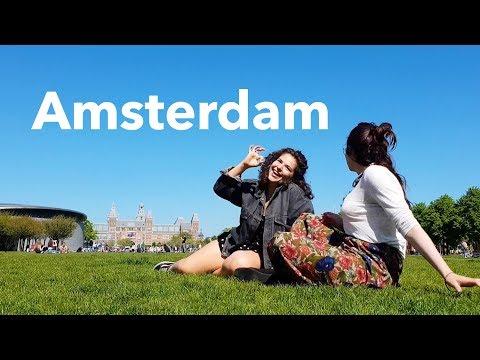 WOW Air Travel Guide Application - Biking Amsterdam
