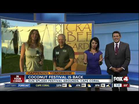 Coconut Festival returns to Cape Coral