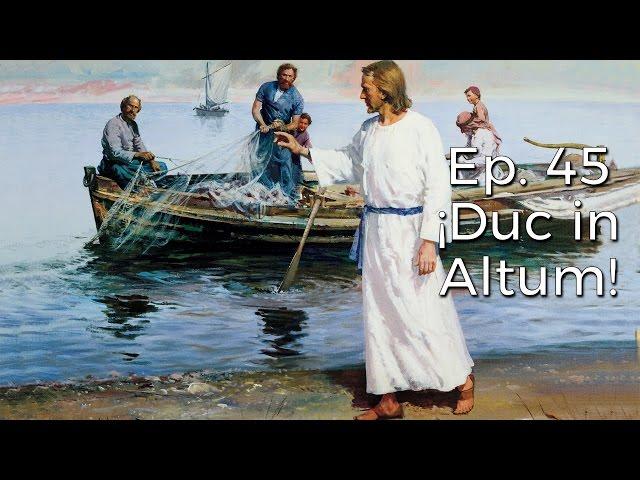 ¡Duc in Altum! - Perseverancia