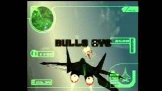 Ace Combat 3: Electrosphere PlayStation Gameplay