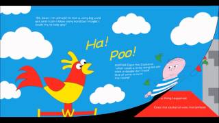 Weather Weenies - The Little Breeze And The Weather Vane - Animated Children's Story