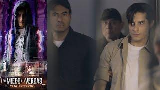 Скачать Manu Se Entrega Como Rehén Sin Miedo A La Verdad Televisa