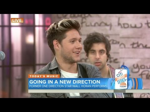 Niall Horan - Today Show Interview