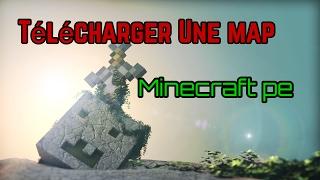 Comment télécharger Une map Minecraft pe ios !!!