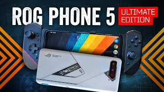 ROG Phone 5 Ultimate Review: Changing The Game