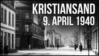 Angrepet på Kristiansand den 9. april 1940