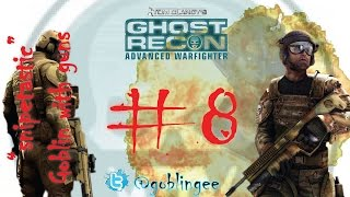 let s play ghost recon advanced warfighter pc episode 8 strong point part 1