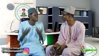President Buhari Issues Warning To Davido- Hilarious