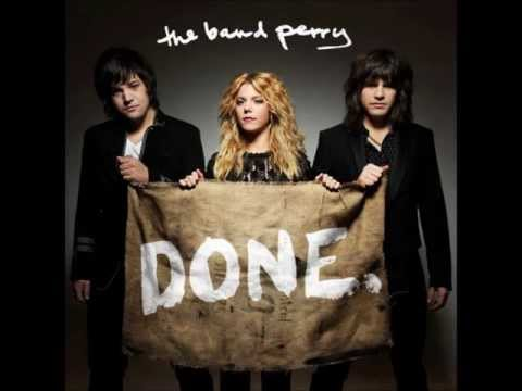 Done - The Band Perry (audio only)