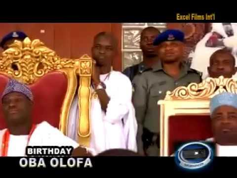 IMAM AGBA OFFA, SHAYKH BUHARI AND SANNU SHEHU IN BIRTHDAY OLOFFA thumbnail