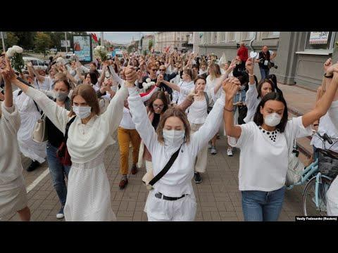 Беларусь. Протесты  