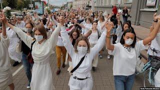 Беларусь. Протесты   12.08.20 cмотреть видео онлайн бесплатно в высоком качестве - HDVIDEO