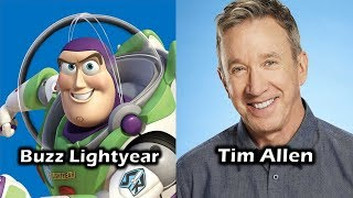 Characters and Voice Actors - Toy Story 3