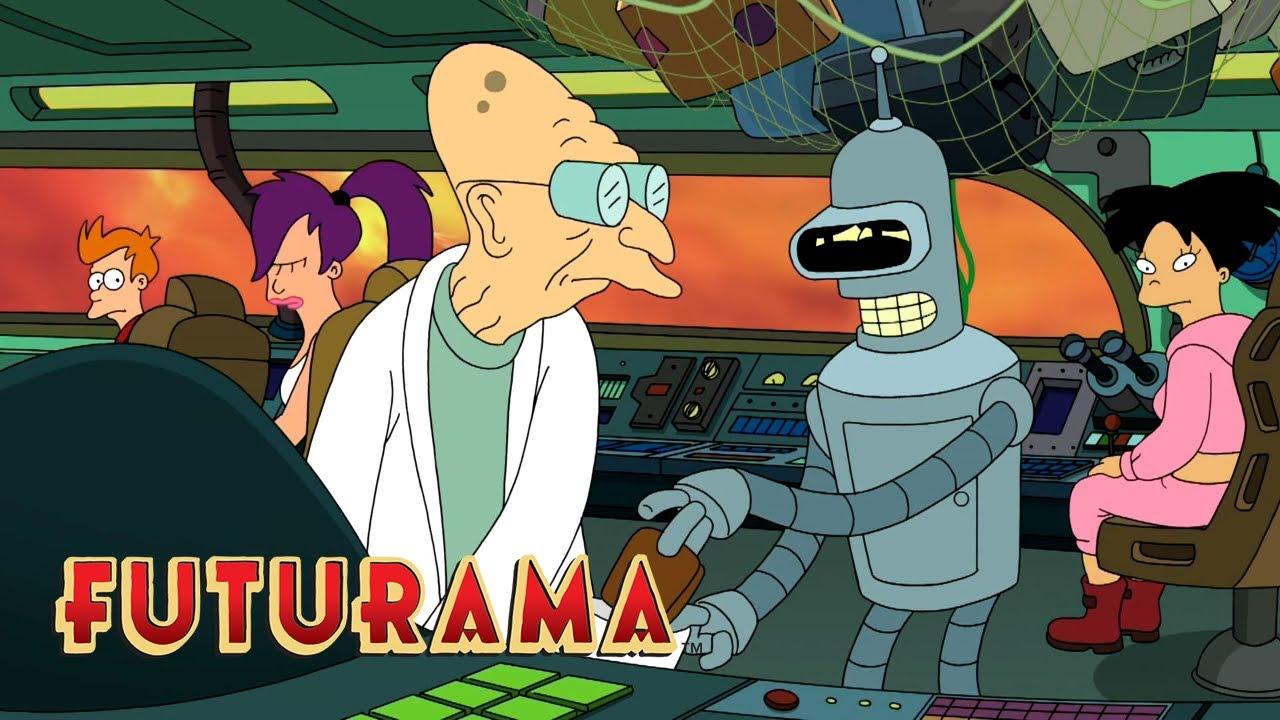 Download FUTURAMA   Season 9, Episode 2: Doomsday   SYFY