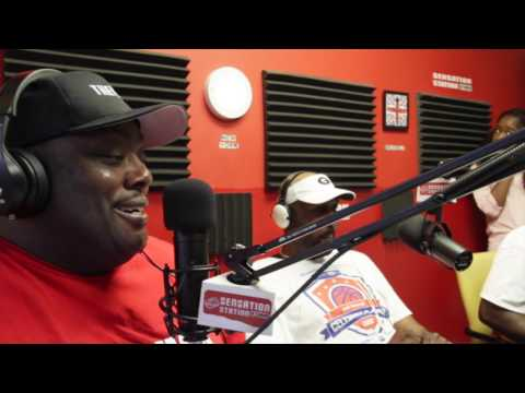 The Crush Sports Show: Willie Anderson Interview