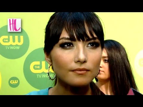 Daniella Pineda Talks Being A Witch On 'The Originals'