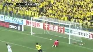 J.LEAGUE GOAL OF THE SEASON/YEAR 2012年 Jリーグ スーパーゴール集