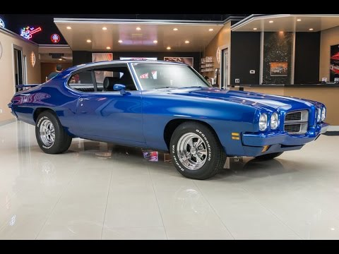 1972 pontiac lemans for sale youtube